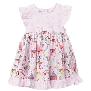 Pippa and Julie Carnival Dress 9-12 months
